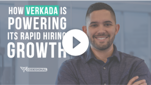 Verkada CodeSignal Customer Story