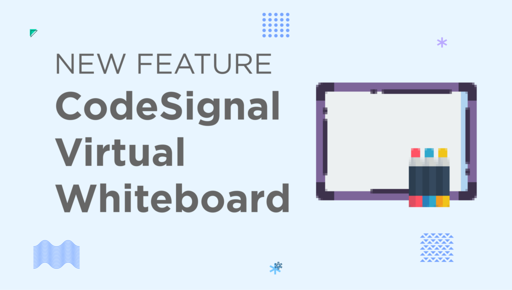 CodeSignal Virtual Whiteboard